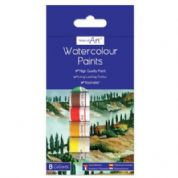 Tallon Water Colour Paints 8 x 6ml Paint Tubes